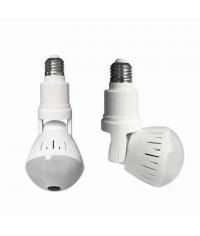 Smart IP Bulb camera (Adjustable Angle)