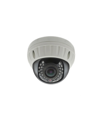 4K Dome camera with glass cover