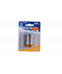CHATEAU 1.2V/2200mah AA RECHARGEABLE BATTERY