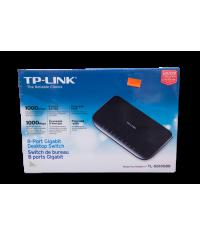 TP-LINK 8 PORT GIGABIT DESKTOP SWITCH