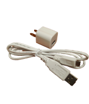 IPHONE USB POWER ADAPTER WHITE