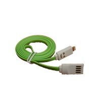 IPHONE 5 CABLE WITH SMILE FACE