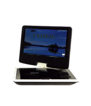 12.5 INCH PORTABLE DVD  PLAYER